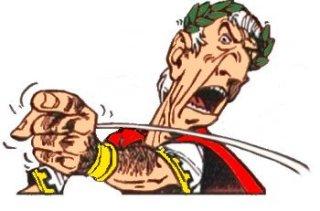 Cesare, Asterix
