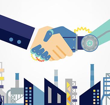 industria 4.0, tecnologia, rivoluzione industriale